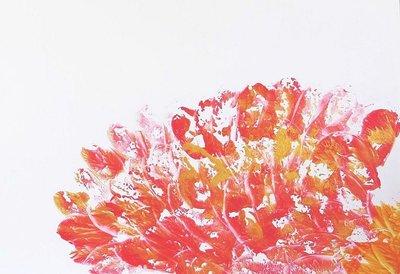 Encaustic Art met Reiki Turkey (A1)